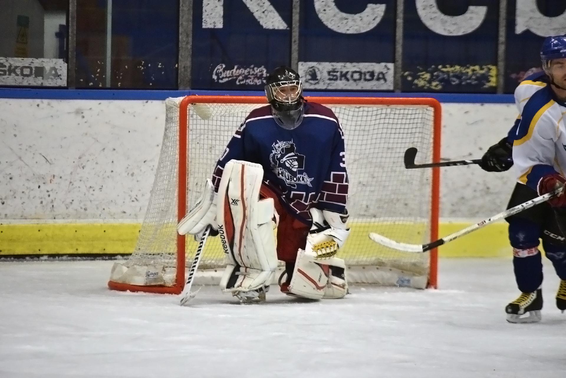 Přátelský zápas HC Knights vs. HC Vajgar