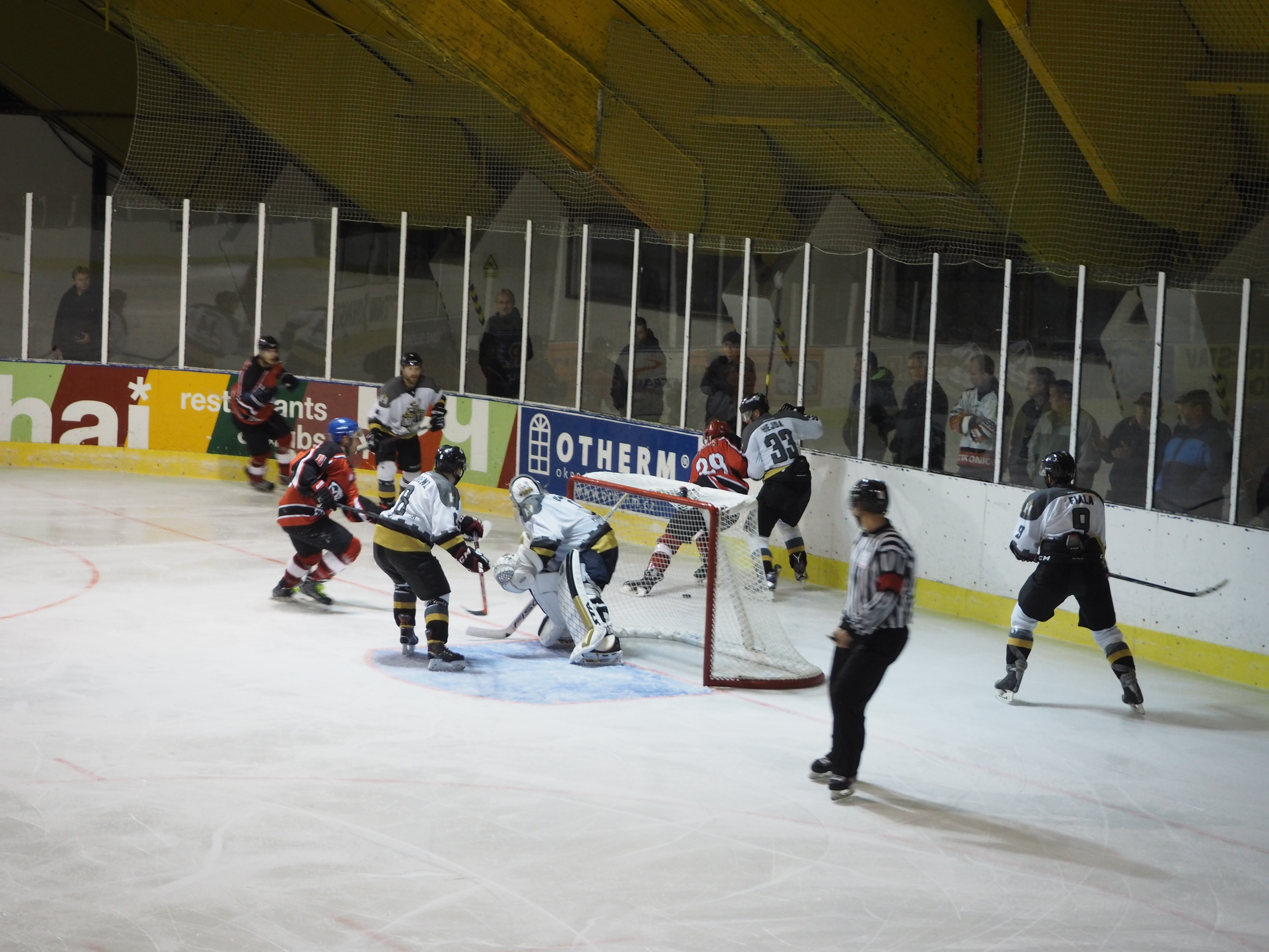 HC Strakonice vs. HC Knights 3. 11. 2018