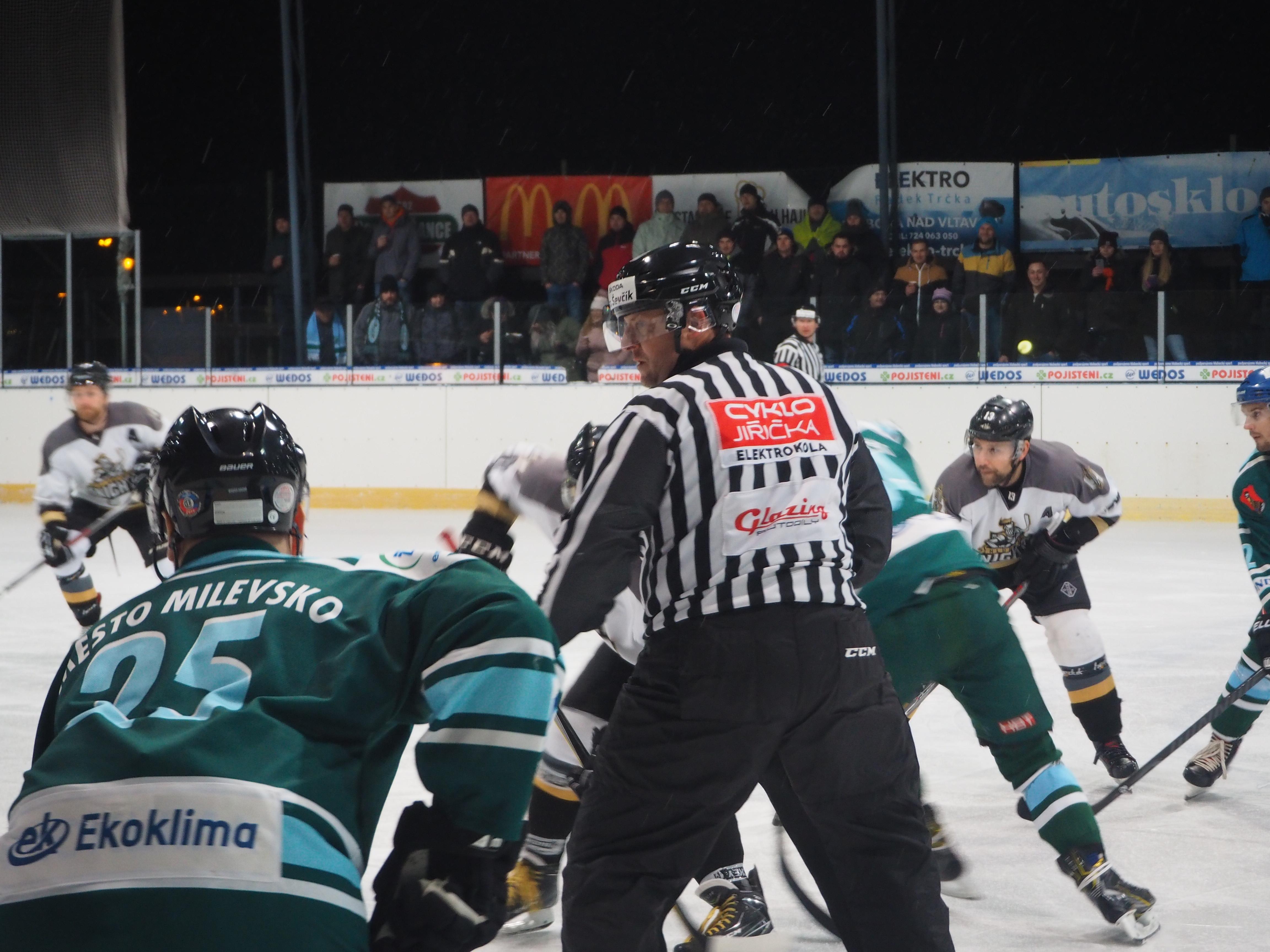 HC Knights vs. HC Milevsko 2010 16. 12. 2018