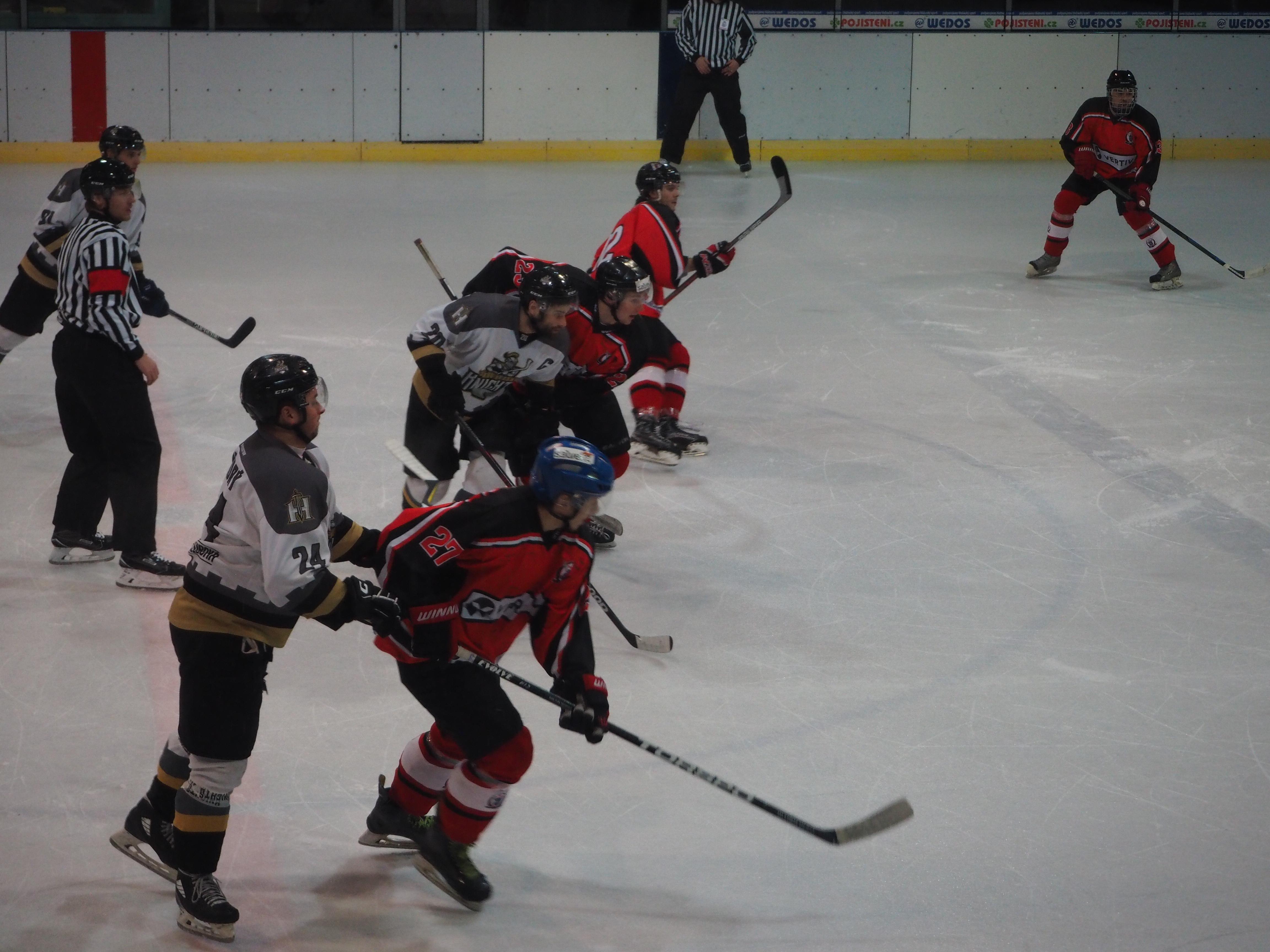 HC Knights Vs. HC Strakonice 26. 1. 2019