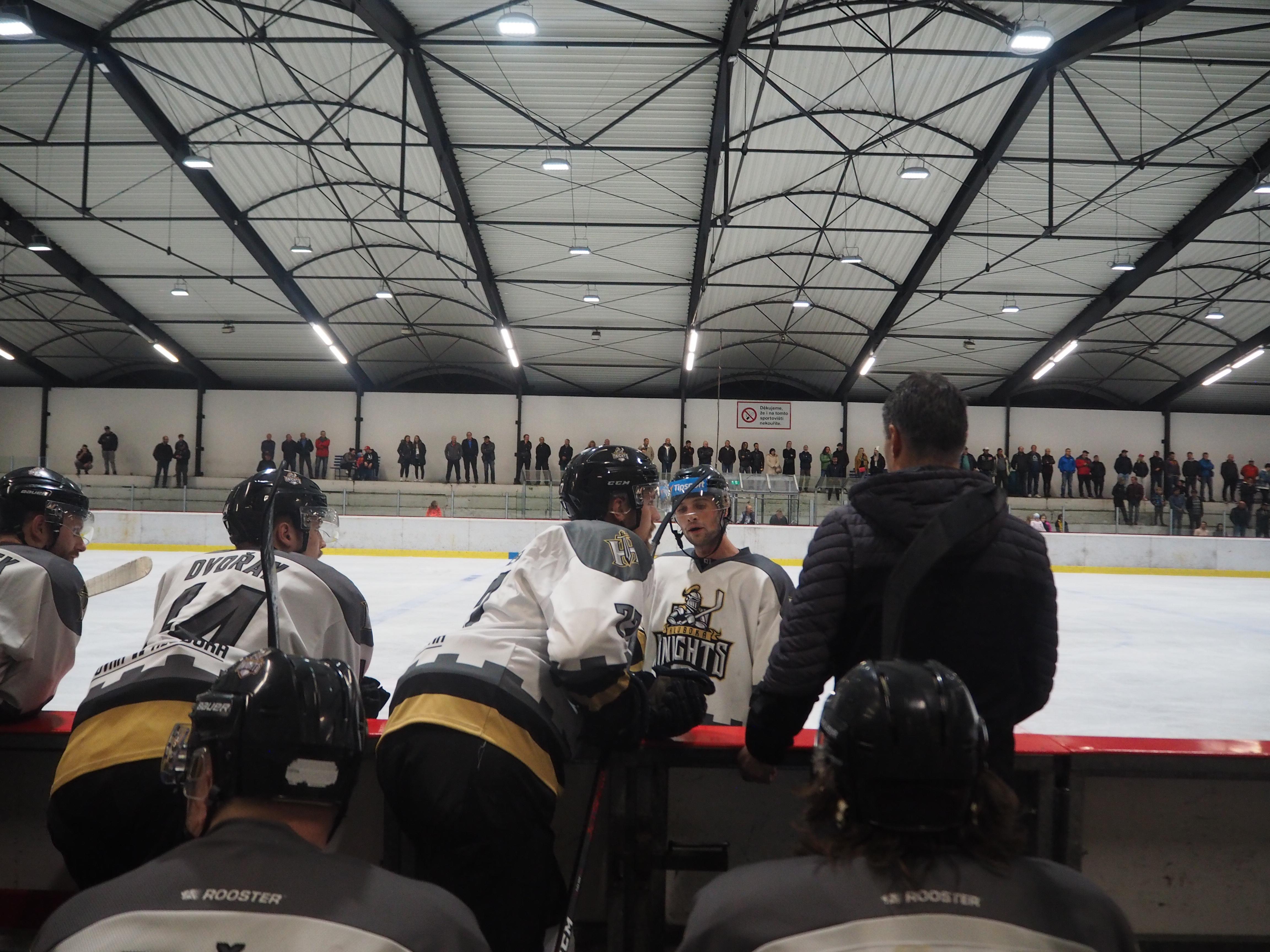 HC Slavoj Český Krumlov vs. HC Knights – 27. 10. 2019