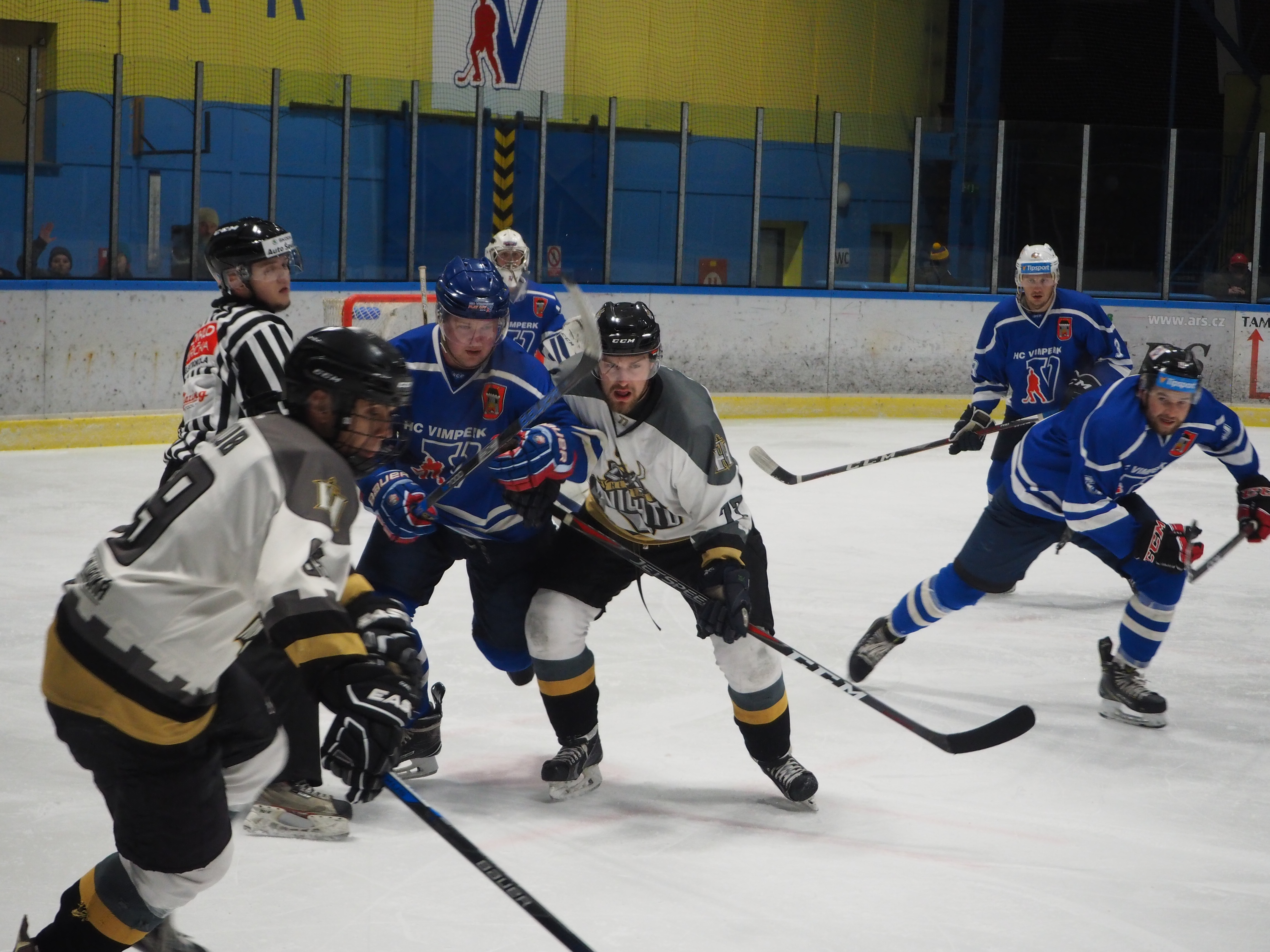 HC Vimperk vs. HC Knights – 24. 11. 2019