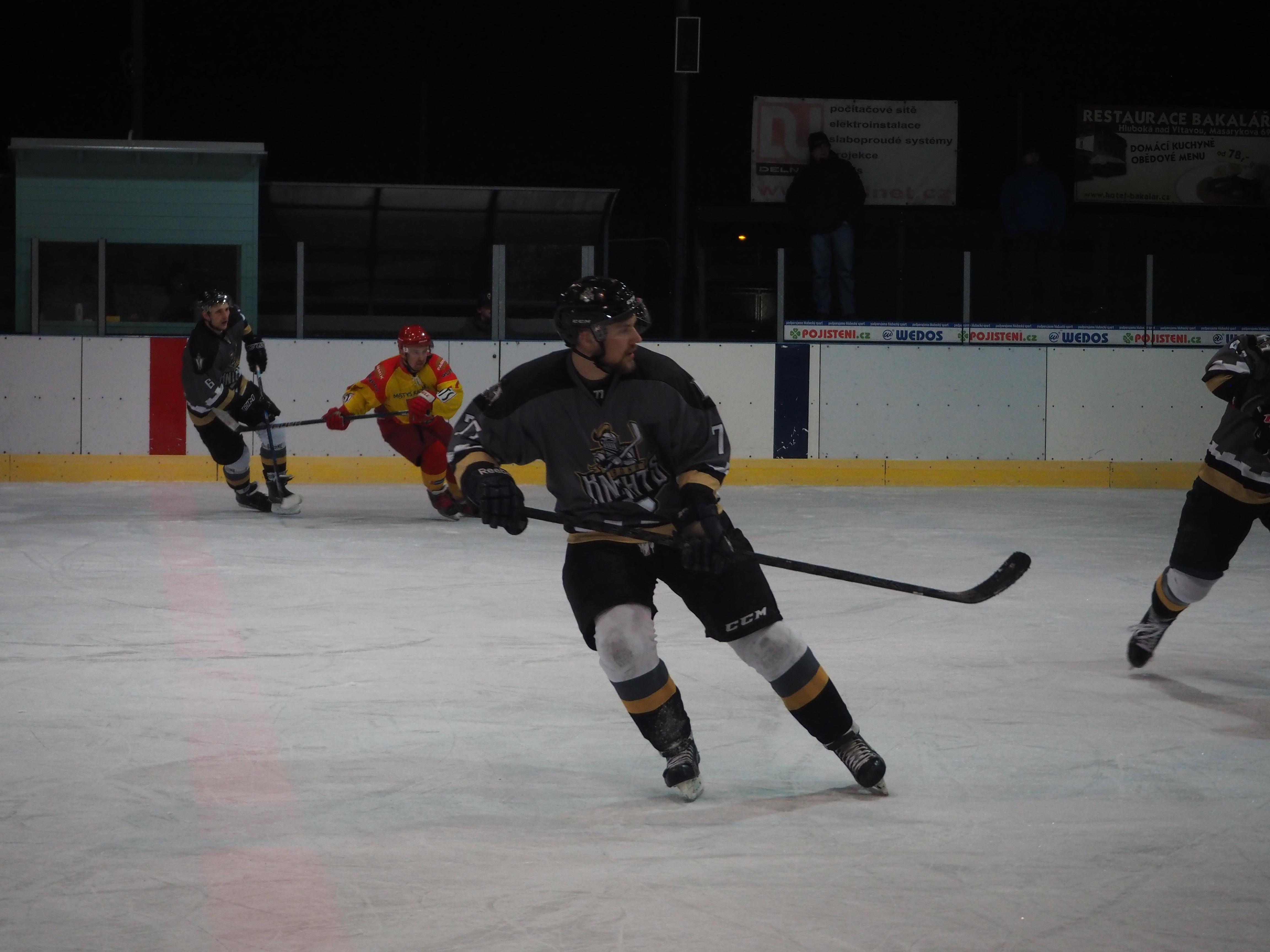 HC Knights vs. TJ Sokol Radomyšl – 1. 12. 2019