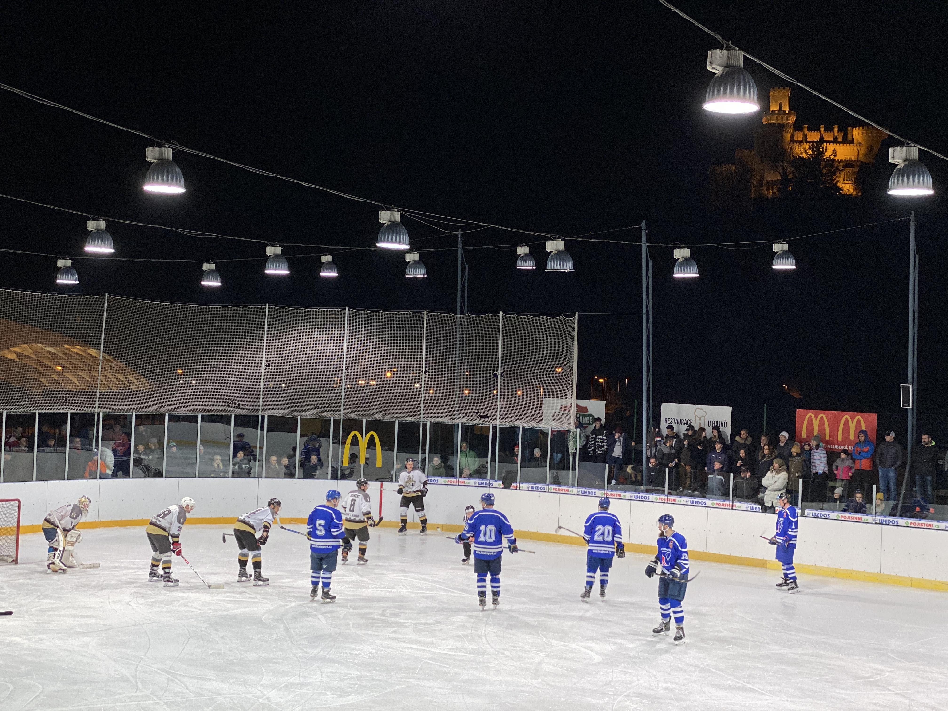 HC Knights vs. HC Vimperk – 16. 2. 2020