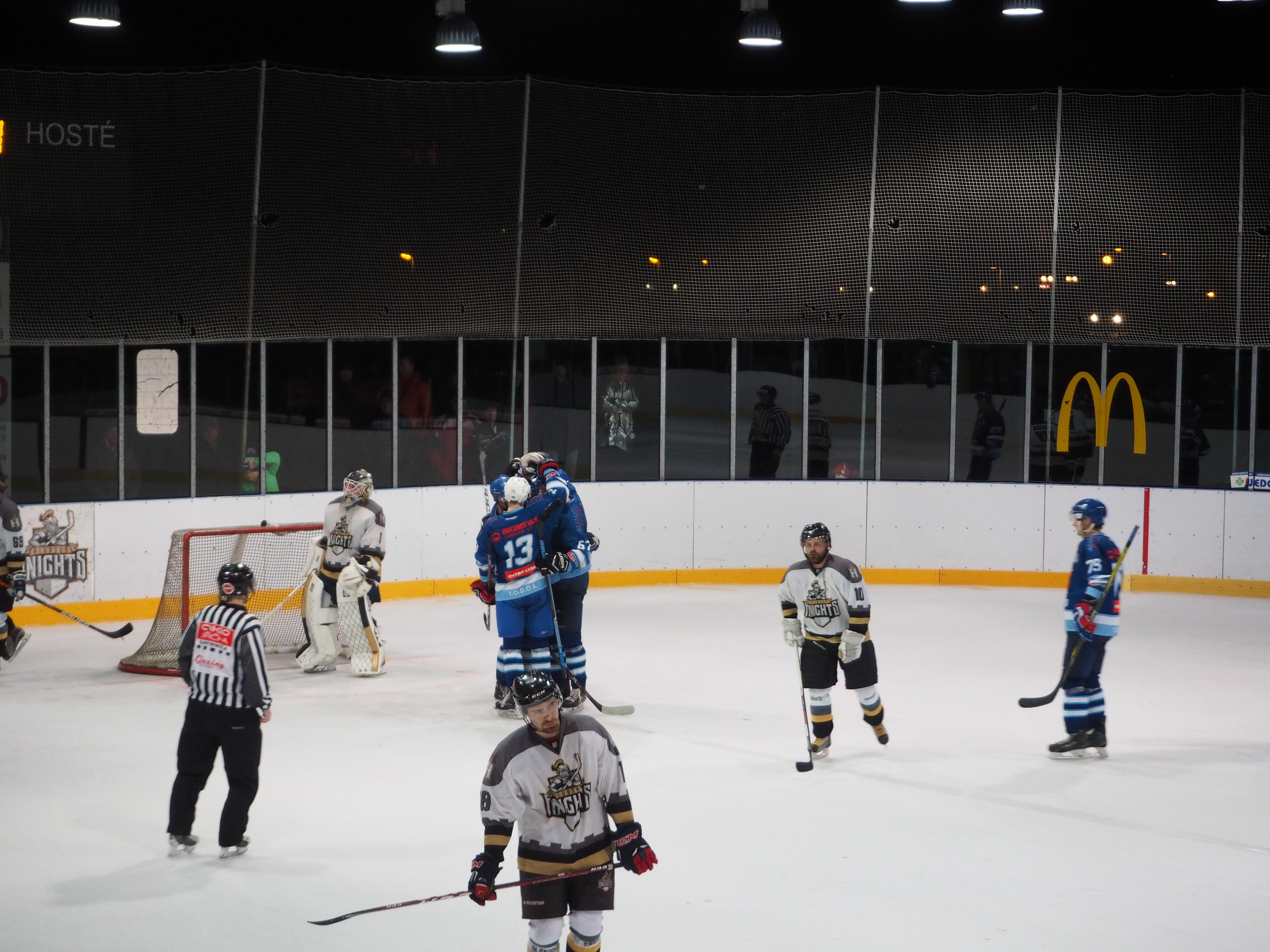 HC Knights vs. OLH Spartak Soběslav – 2. 2. 2020